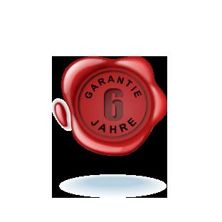 Trinkwasserfilter-Garantie